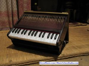 Indian Harmonium Classes Online